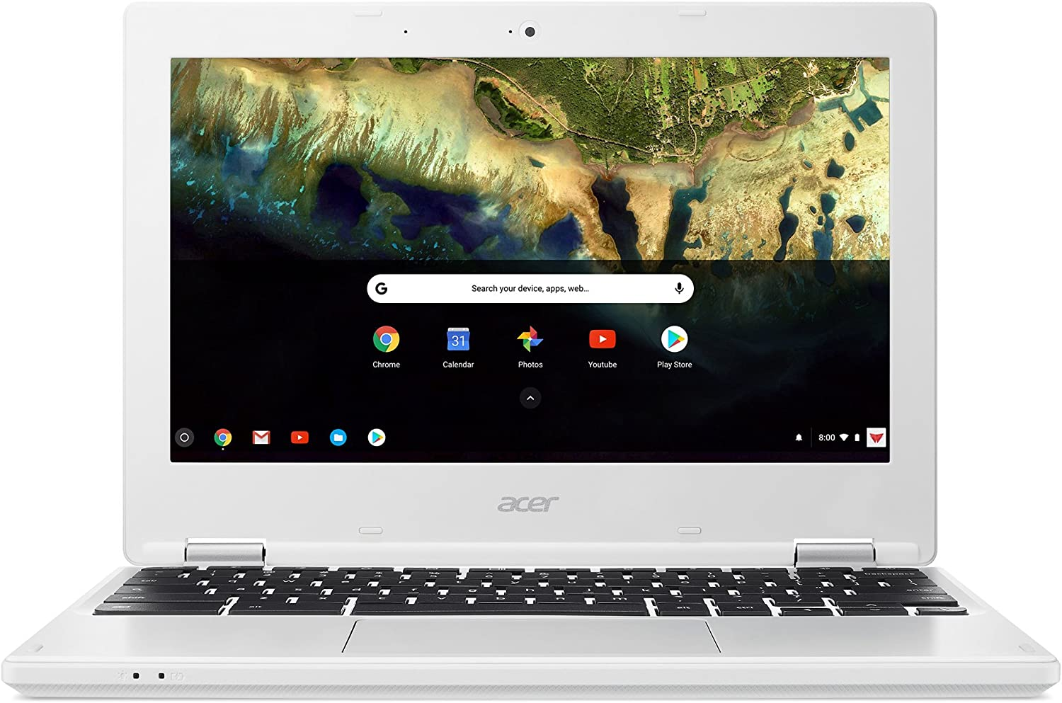 2018 Newest Acer 11.6in HD IPS Lightweight Chromebook-Intel Celeron Dual-Core N3060 Up to 2.48 GHz Processor, 4GB RAM, 16GB SSD, Intel HD Graphics, HDMI, Chrome OS (Renewed)