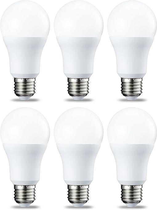 1-2-4-6-8-10x LED 9 Watt E27 Leuchtmittel 3000 K Beleuchtung Lampe 4000 K EEK A+