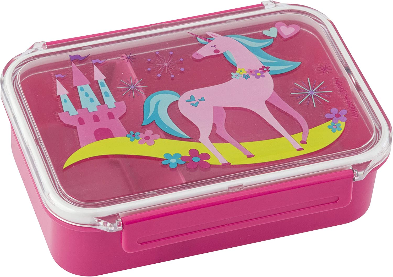 Stephen Joseph SJ1151 Bento Boxes, OS, Unicorn