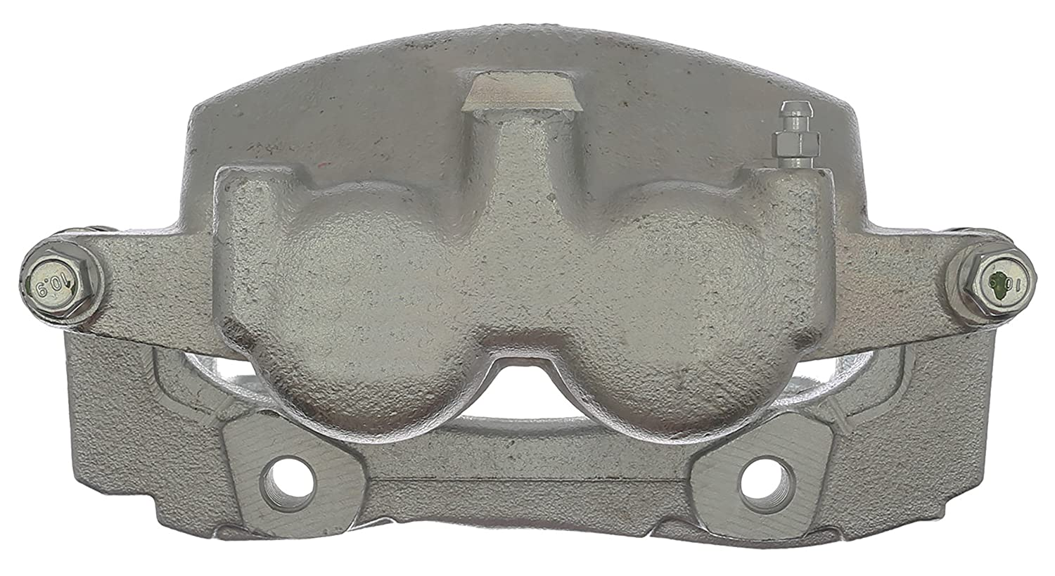 ACDelco 18FR2014C Professional Front Driver Side Disc Brake Caliper Assembly without Pads (Friction Ready Coated), Remanufactured