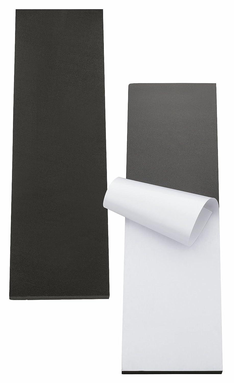topp4u Protezione Portiera/spigoli/parete/per Auto e parete del garage, autoadesiva, 40 x 12 x 1,5 cm ciascuna, tappetino protettivo Extra spesso 40x 12x 1 5cm ciascuna WELATOP