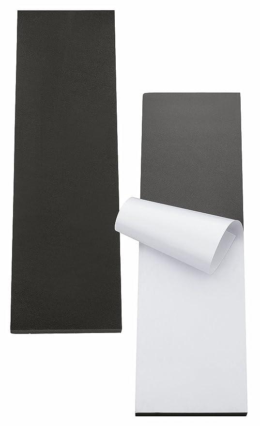 Topp4u – Protectores autoadhesivos extragruesos para paredes de garajes y cocheras, 40 x 12 x