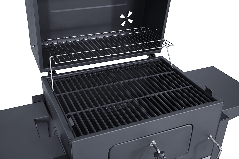Landmann 11503 Dorado Holzkohlegrill : Landmann 11430 adjustable tennessee charcoal bbq grill adjustable