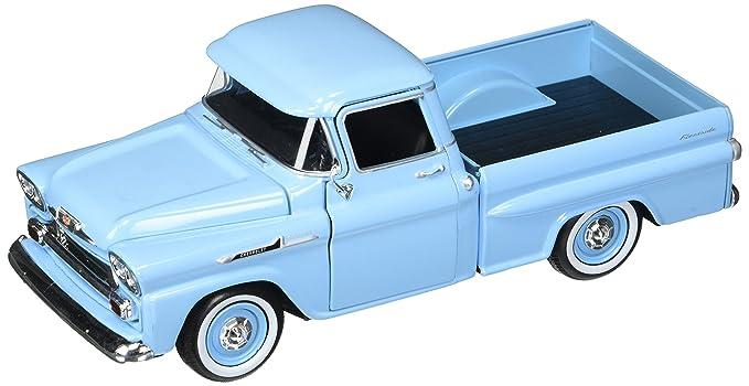 Amazon Motor Max 124 Wb American Classics 1958 Chevrolet
