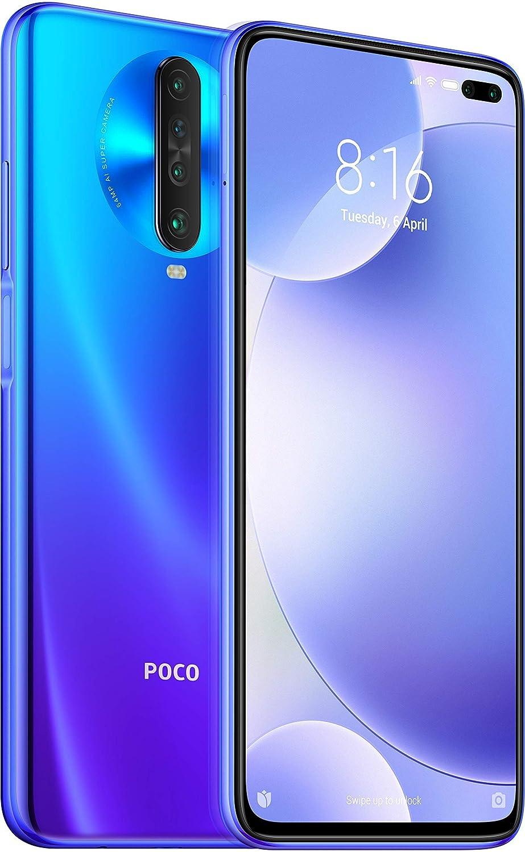 Poco X2 Atlantis Blue 8gb Ram 256gb Storage Amazon In