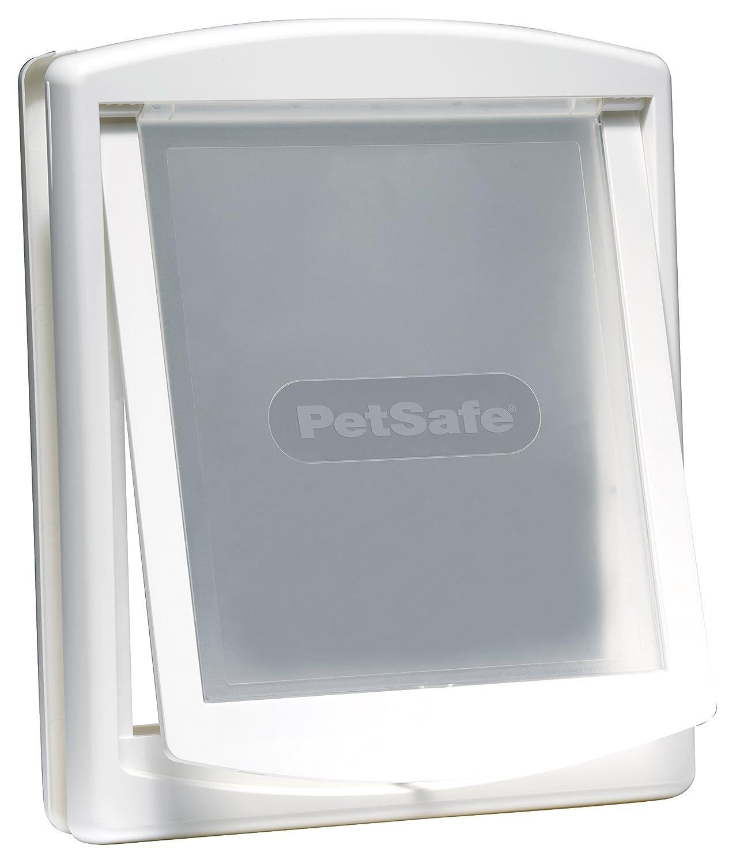 PetSafe Staywell Original 2-Wege Haustiertüre 2 Verschlussoptionen Teleskoprahmen 45 6cm x 38