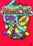 Graffiti Coloring Book 3: International Styles