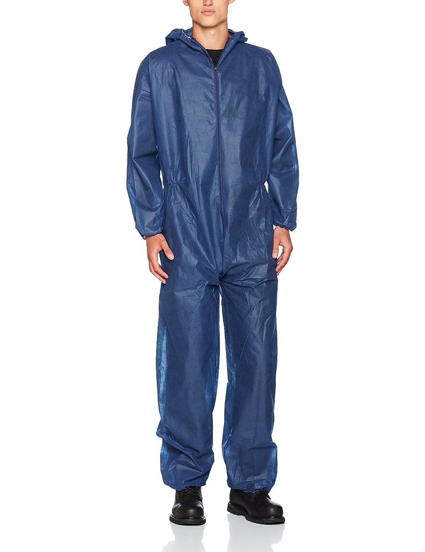 Mono para laboratorio Portwest ST11NARXXXL azul ropa de trabajo de laboratorio 40/g ST11 desechable polipropileno