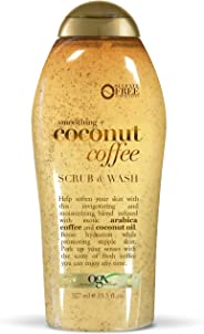 OGX Coconut Coffee Body Scrub, 19.5 Oz