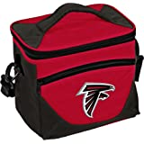 NFL 9-Can Halftime Cooler with Front Dry Storage Pocket and Shoulder Strap