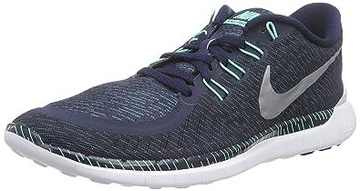 Free 5 Running 0 De Nike HommeBleu PrintChaussures Compétition oCxdrWBe