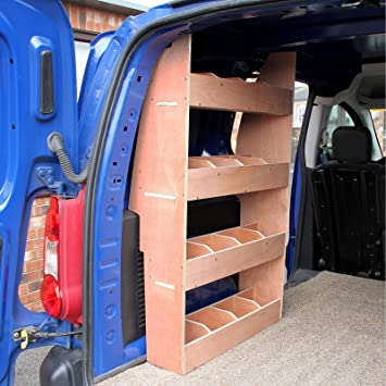 Monster Racking Peugeot Partner II SWB Van Rack: Amazon.es: Bricolaje y herramientas
