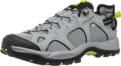 Chaussures Salomon Techamphibian 3 Femmes Walking Noir Gris