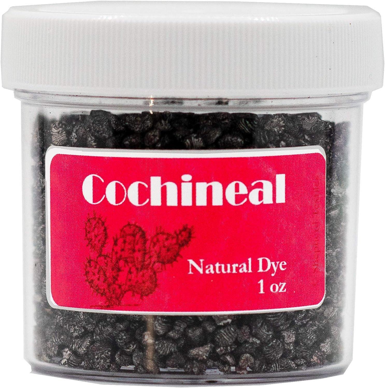 Shepherd Textiles Cochineal Natural Dye, 1 oz.