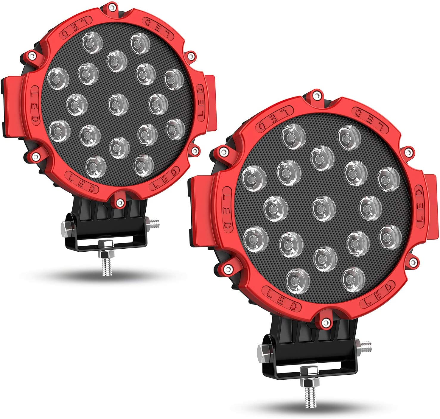 AutoSaver88 LED Offroad Pod Lights
