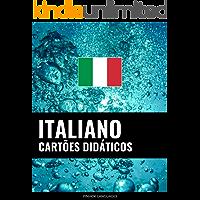 Cartões didáticos em italiano: 800 cartões didáticos importantes de italiano-português e português-italiano