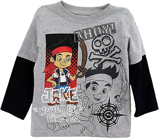 Disney Neverland Camiseta para Ni/ñas