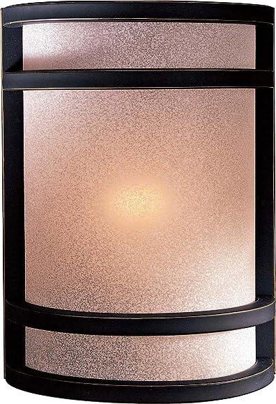 Minka Lavery Minka 348-37B Transitional One Light Wall Sconces Restoration Collection