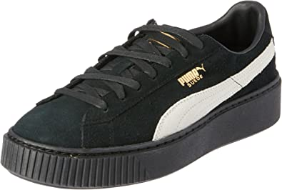 PUMA Suede Platform FL Womens Trainers 364718 Sneakers Shoes