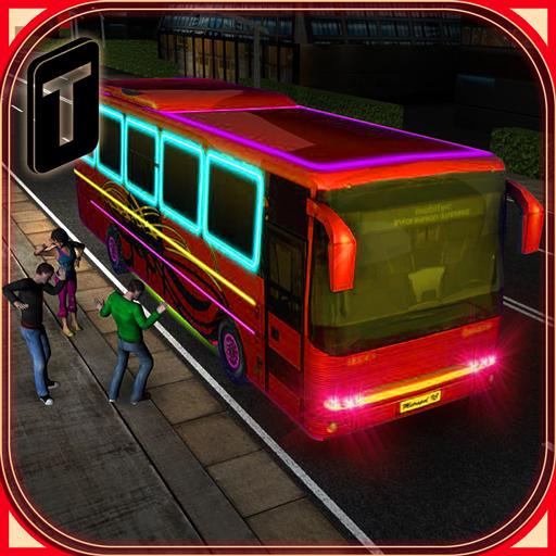 Modern Bus - 4