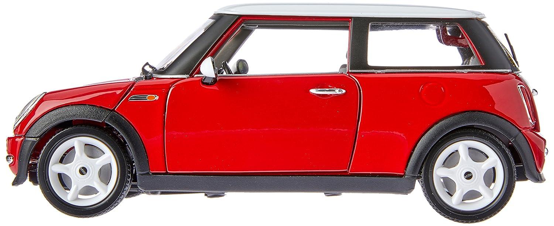bluee Bburago Mini Cooper Red 1 18 Scale Diecast Diecast Diecast Car Diecast Vehicle 05ceb0