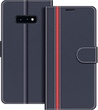 COODIO Funda Samsung Galaxy S10e con Tapa, Funda Movil Samsung ...