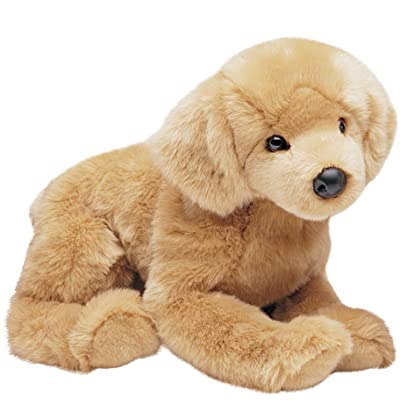 Douglas Cuddle Toys Honey Golden Retriever Floppy - 23'' Dog: Toys & Games