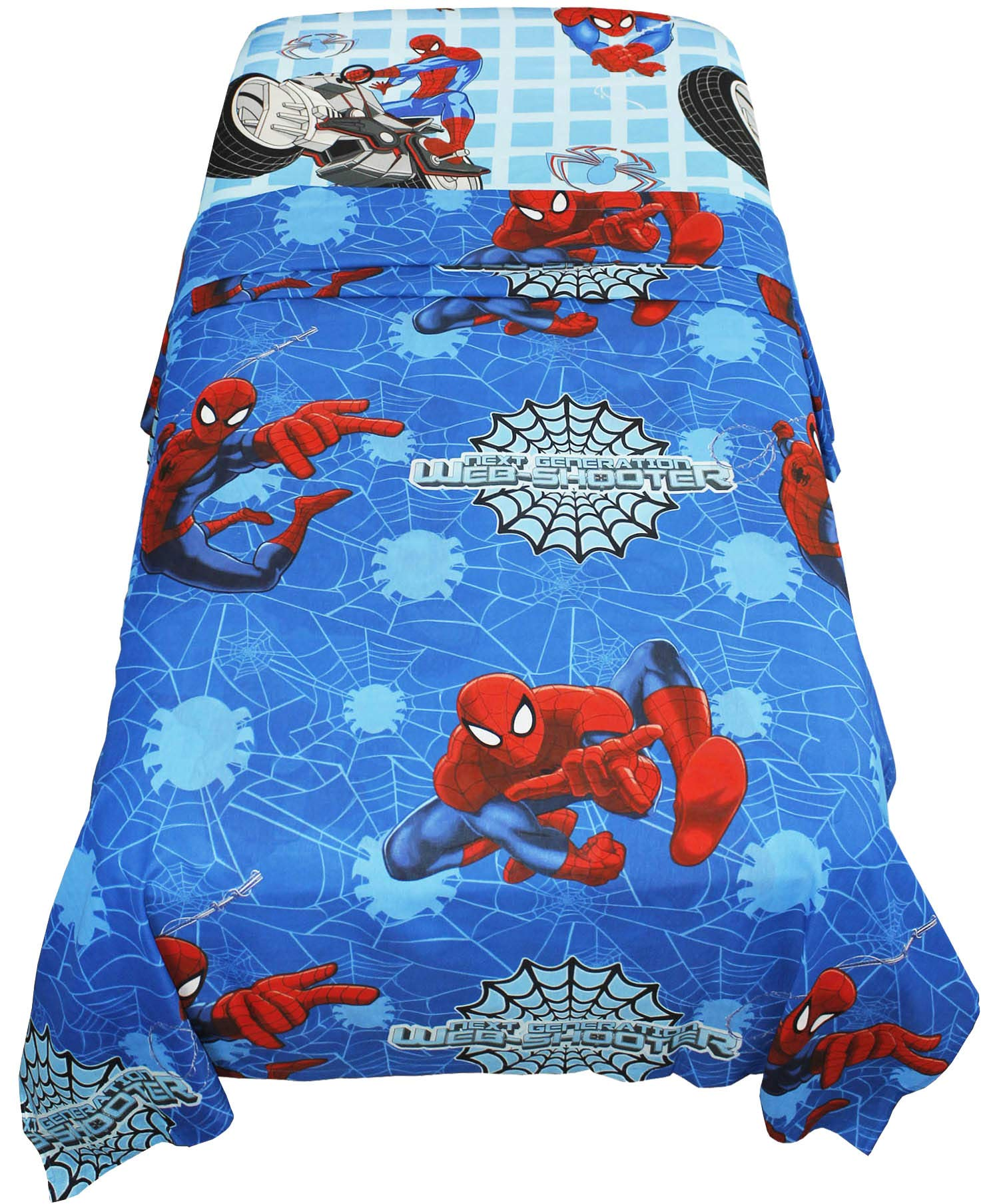 Marvel Spiderman ''I am the Ultimate'' 2-pc. Twin Size Sheet Set