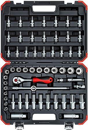 Gedore S 51 GU Set of spark plug sockets 3//8 10 pcs 1795554
