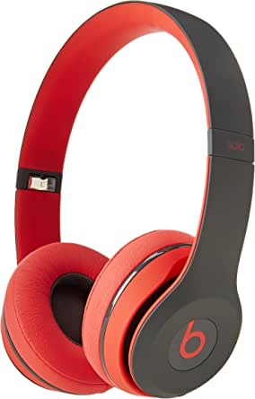 Beats Solo2 Wireless On-Ear Headphone, Active Collection - Siren Red (Old Model)