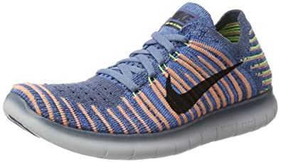 Kinder Hallenschuhe Free Nike Rn Flyknit Unisex IWHED29