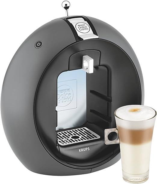 Krups Dolce Gusto Circolo - Máquina de café manual, color gris ...