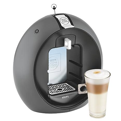 Krups Dolce Gusto Circolo - Máquina de café manual, color gris