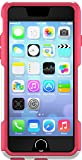 OtterBox COMMUTER SERIES Case for iPhone 6/6s - Retail Packaging - NEON ROSE (WHISPER WHITE/BLAZE PINK)