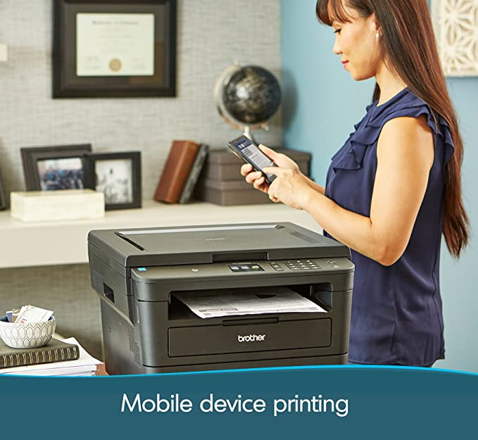 Brother HL-L2380DW Impresora láser monocromática inalámbrica, Amazon Dash reposición habilitada: Amazon.es: Electrónica