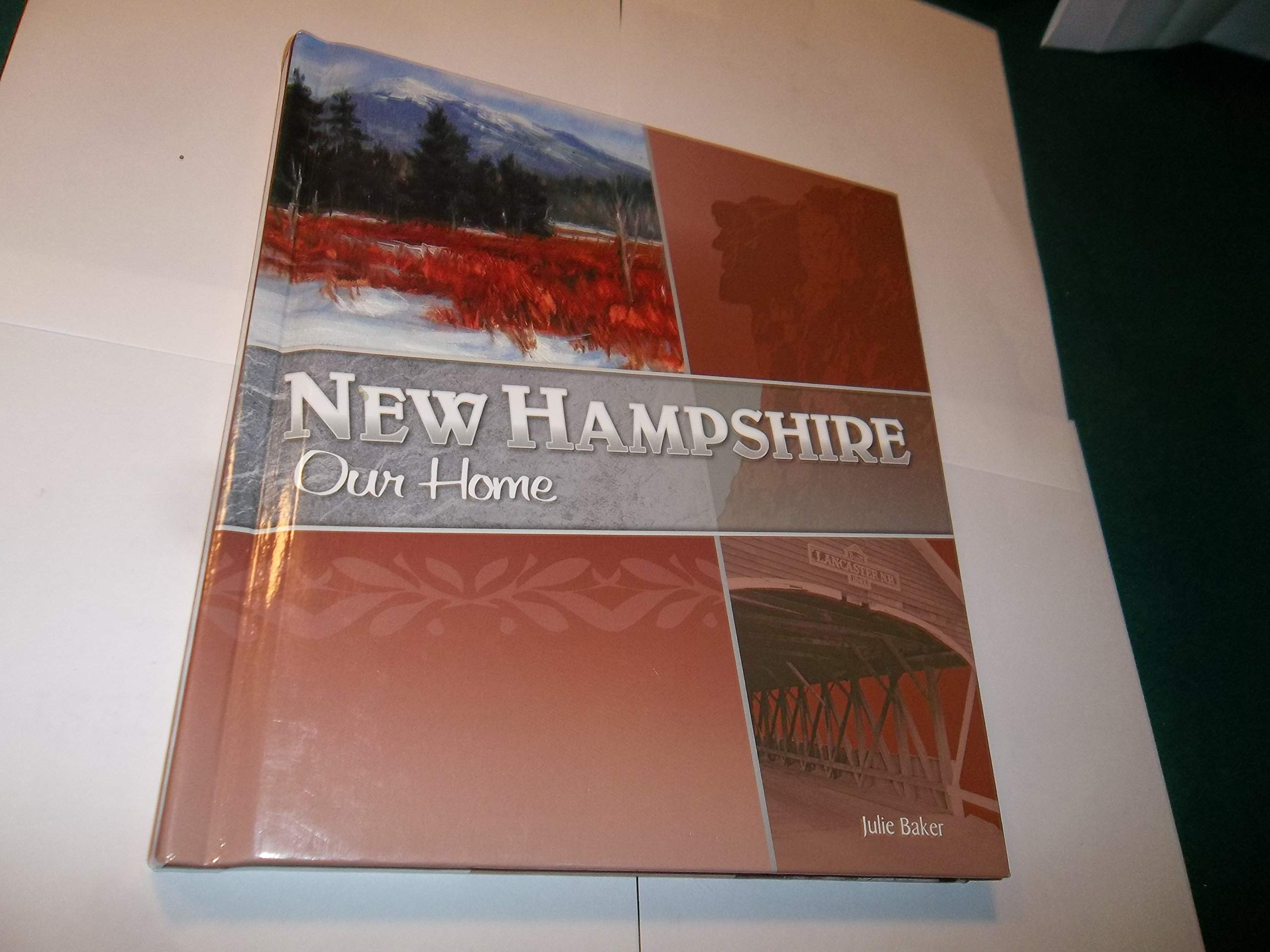 Read Online New Hampshire, Our Home ebook