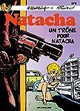 Natacha - tome 4 - UN TRONE POUR NATACHA