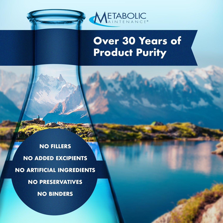 Metabolic Maintenance - Rebuild Plus - Optimal Bone Support Formula, 180 Capsules by Metabolic Maintenance (Image #5)