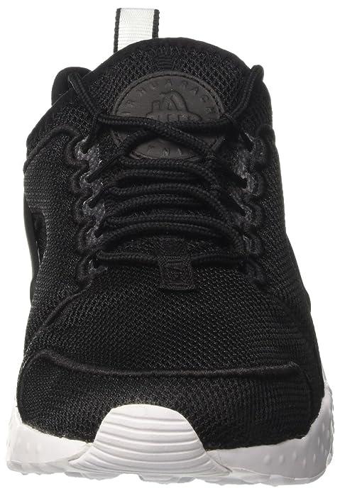 Nike Wmns Air Huarache Run Ultra BR (Black Black White Glacier Blue)