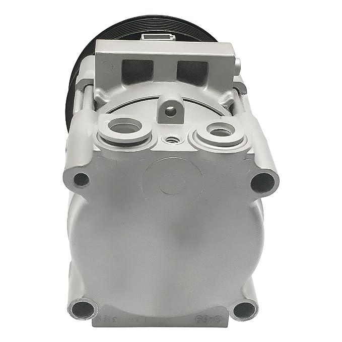 Amazon.com: RYC Remanufactured AC Compressor and A/C Clutch EG152: Automotive