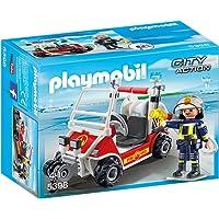 Playmobil 5398 - Feuerwehrkart