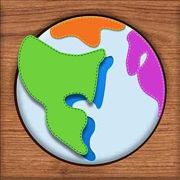 Amazon.com: Kids Maps - U.S. Map Puzzle Game (Kindle Tablet Edition ...