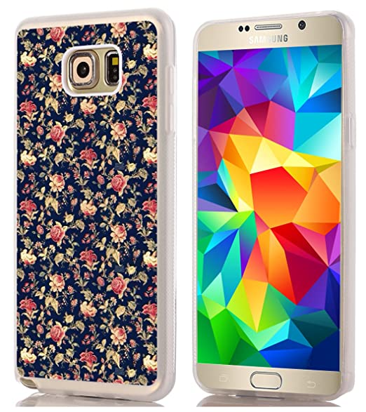 pretty nice c709c d946c Note 5 Case TPU/IWONE Designer TPU Rubber Durable Compatible Cover  Shockproof Replacement for Samsung Galaxy Note 5 + Cool Creative Design  Girly ...