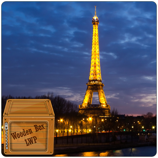 Eiffel Tower Night live Wallpaper Dusk Eiffel Tower