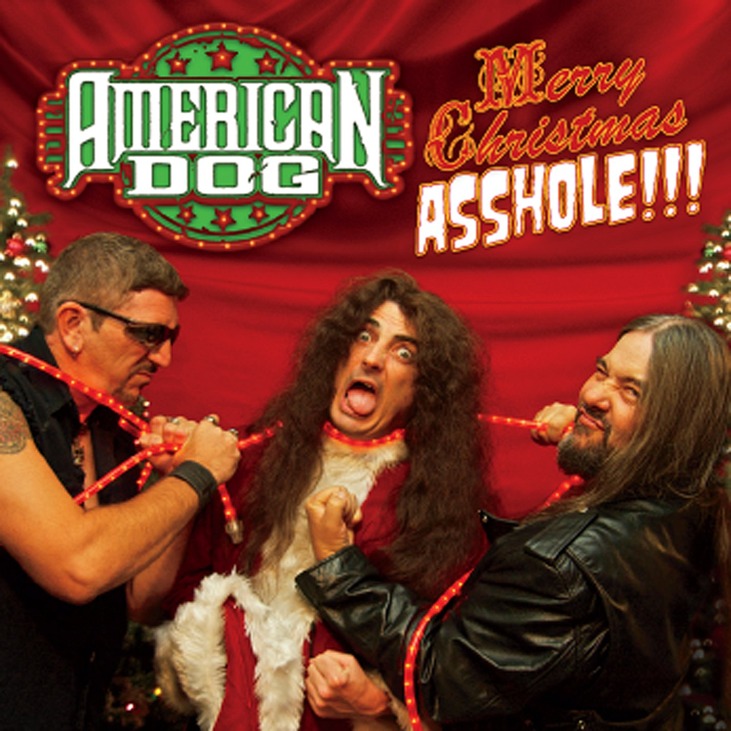 Merry Christmas Asshole: Live: Amazon.co.uk: Music