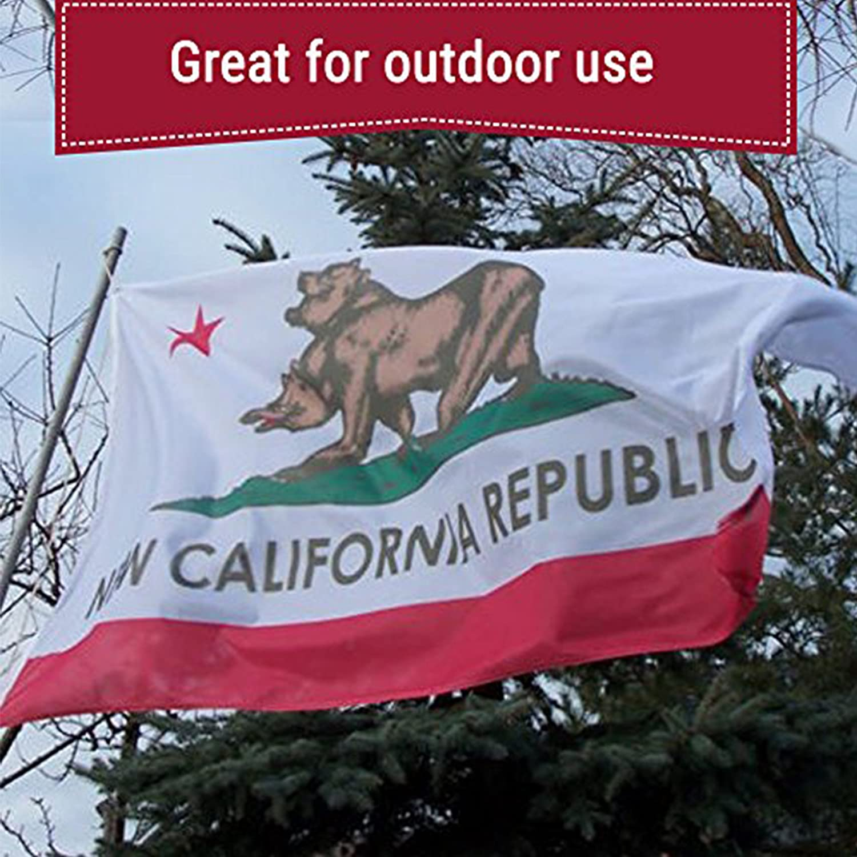 Amazon New California Republic NCR Flag Fallout Flag