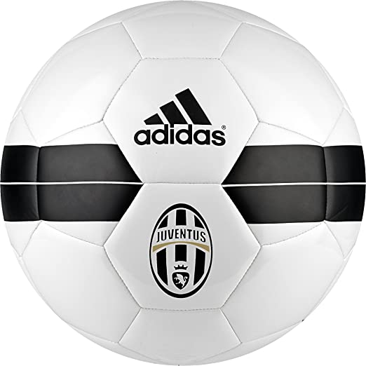 7 opinioni per Adidas Juventus Pallone da Calcio, Bianco (Bianco/Nero/Orfúos), 5