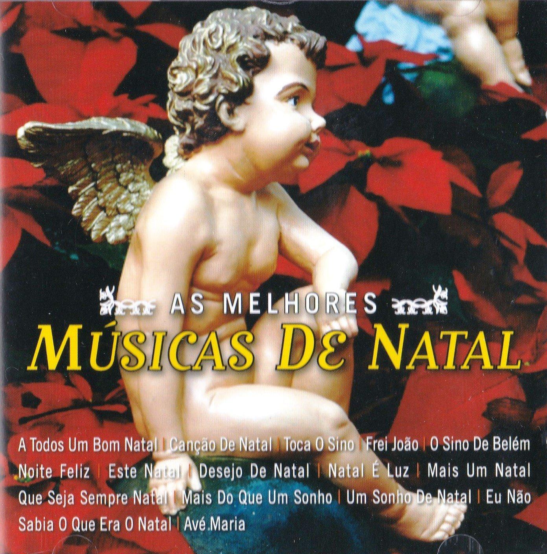 As Melhores Musicas De Natal [CD] 2007
