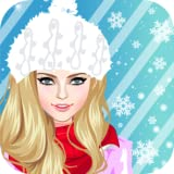 Dress Up - Winter Fashion (Kindle Tablet Edition)