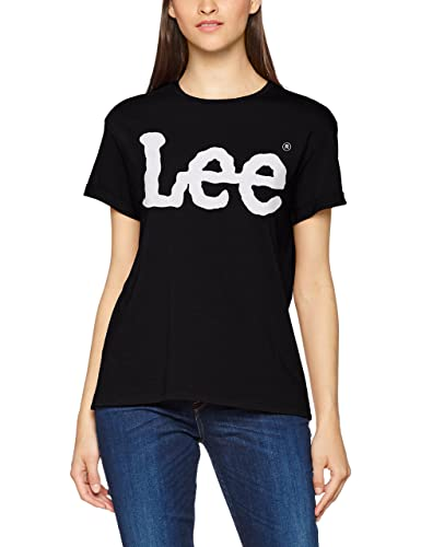 Lee Logo Tee, T-Shirt Donna